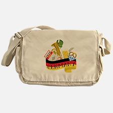 Germany Messenger Bag