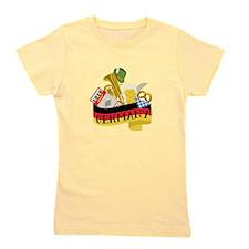 Germany Girl's Tee