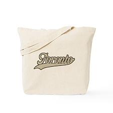 Retro Toronto Tote Bag