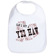 Yee Haw Bib
