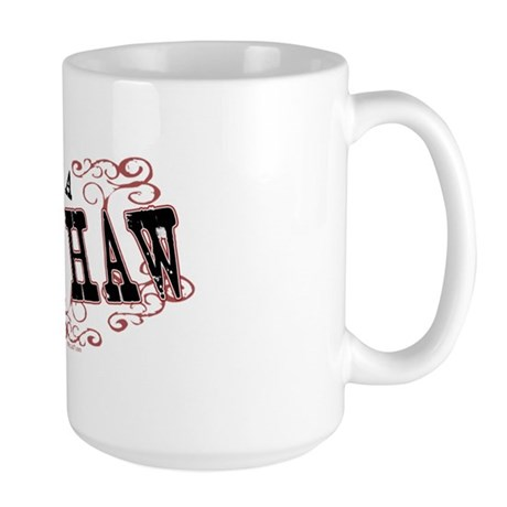 Yee Haw Large Mug