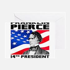 14 Pierce Greeting Card