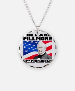 13 Fillmore Necklace Circle Charm