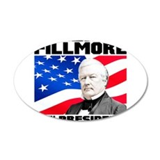 13 Fillmore Wall Decal
