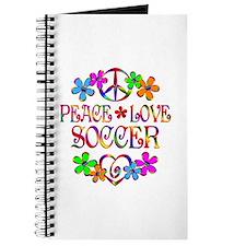 Peace Love Soccer Journal