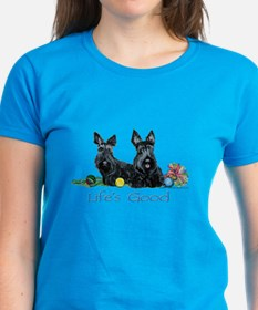 Life is Good - Scotties Tee