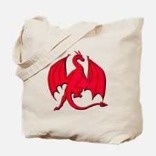Red Sky Lord Tote Bag
