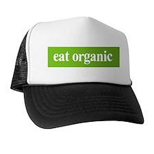 Eat Organic Trucker Hat