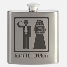 Unique Marry Flask