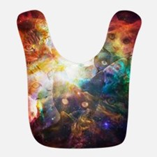 The Cat Galaxy Bib