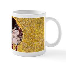 Klimt 'The Kiss' Lovers Mugs