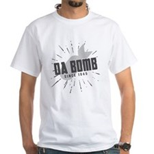 Birthday Born 1945 Da Bomb Shirt