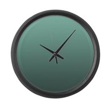 Patterns for Decor Large Wall Clock