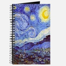 Starry Night Van Gogh Journal