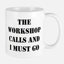 Workshop Calls Mug Mugs