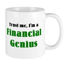 financial genius Mug