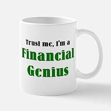 Financial Genius Mug Mugs