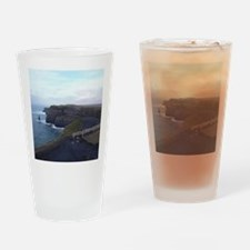 Cute Cliffs of moher Drinking Glass