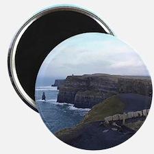 Cute Cliffs of moher Magnet