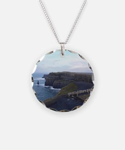 Cute Cliffs of moher Necklace