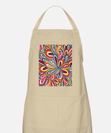 Flowers Bright Apron