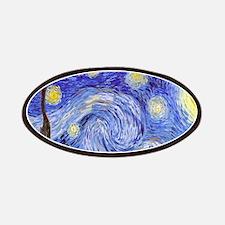 Starry Night Van Gogh Patch