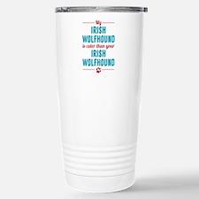 My Irish Wolfhound Travel Mug