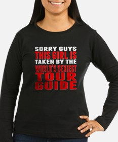 Taken By The Worlds Sexiest Tour Guide Long Sleeve