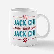 Cuter Jack Chi Mugs