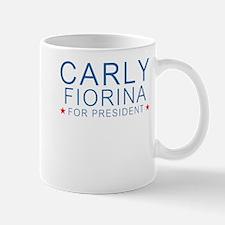 Carly for President Mug