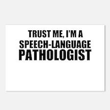 Trust Me, I'm A Speech-Language Pathologist Postca