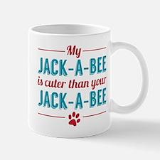 Cuter Jack-a-bee Mugs