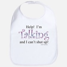 Help! I'm talking... Bib