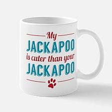 Cuter Jackapoo Mugs