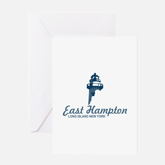 East Hampton - New York. Card Greeting Cards