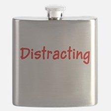 Distracting Funny Georgio's Fave Flask