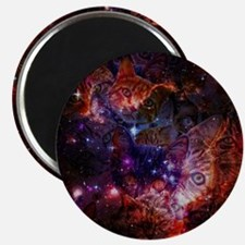The Cat Galaxy Magnet