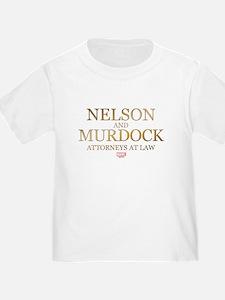 Daredevil Nelson and Murdock T