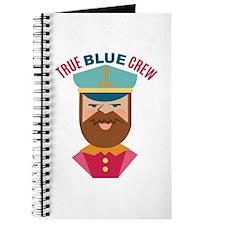 True Blue Crew Journal