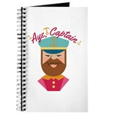 Aye Captain Journal