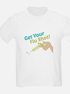 Flu Shot T-Shirt