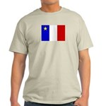 Acadian Stuff Ash Grey T-Shirt