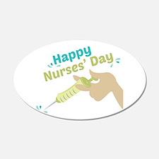 Happy Nurses Day Wall Decal