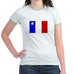 Acadian Stuff Jr. Ringer T-shirt