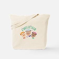 Motley Crew Tote Bag