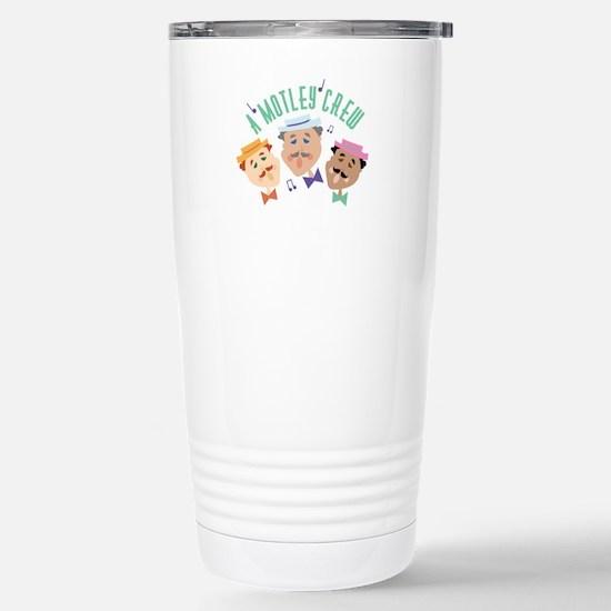 Motley Crew Travel Mug