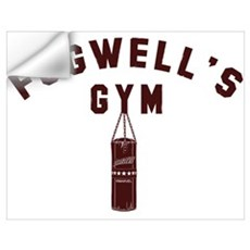 Daredevil Fogwell's Gym Wall Art Wall Decal