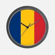 Completely Chadian Wall Clock