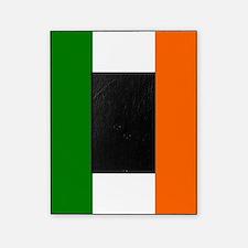Borderless Square irish Flag Picture Frame