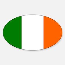 Flag of Ireland Borderles Decal